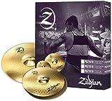 Zildjian Planet Z 3 Pack Cymbal Set (13