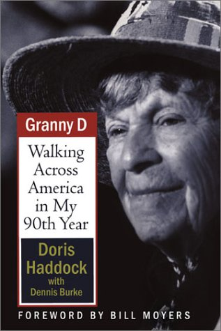 Granny D: Walking Across America in My 90th Year