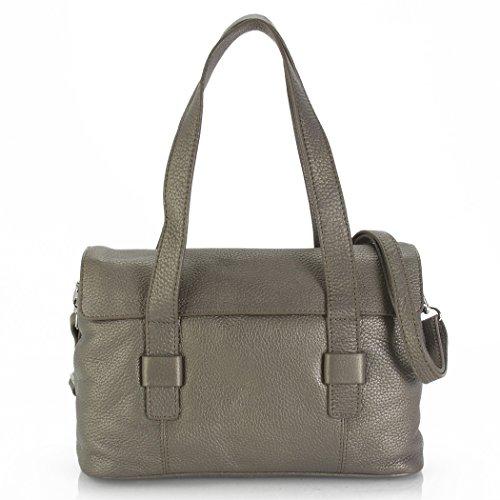 Hadaki Hannah's Bronze Shoulder Bag Hadaki Hannah's OzwrqO1