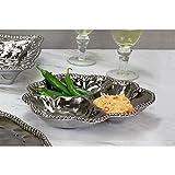 Pampa Bay Verona Porcelain 3 Section Serving Dish
