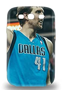 NBA Dallas Mavericks Dirk Nowitzki #41 Feeling Galaxy S3 On Your Style Birthday Gift Cover Case ( Custom Picture iPhone 6, iPhone 6 PLUS, iPhone 5, iPhone 5S, iPhone 5C, iPhone 4, iPhone 4S,Galaxy S6,Galaxy S5,Galaxy S4,Galaxy S3,Note 3,iPad Mini-Mini 2,iPad Air )