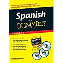 Spanish For Dummies Audio Set