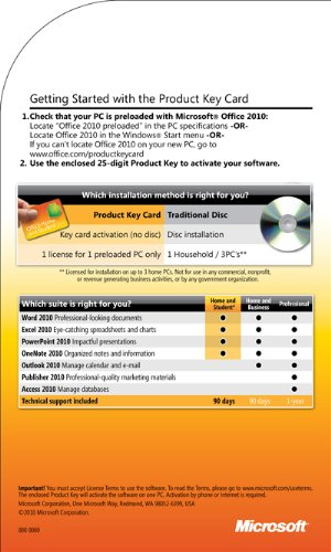 buy microsoft outlook 2010 product key