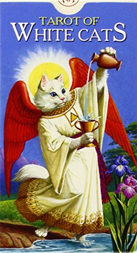 Tarot of White Cats (English and Spanish Edition)]()