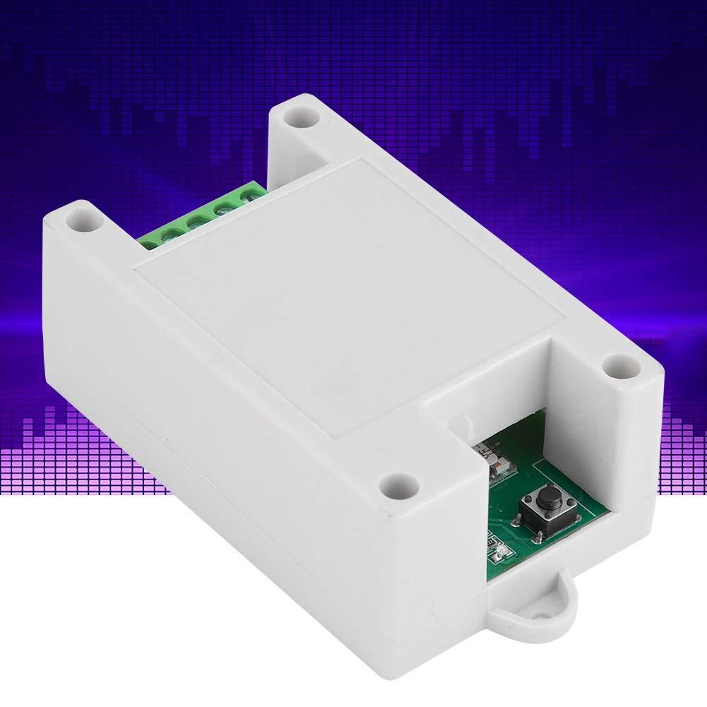 Liukouu AC 220V Module de Commutation de Relais sans Fil WiFi T/él/éphone Portable T/él/écommande T/él/écommande pour Smart Home