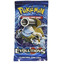 Pokemon TCG XY-Evolutions 36-Card Booster Box Game(81155)