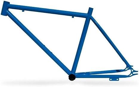 Riscko 001l Cuadro Bicicleta Personalizada Fixie Talla L Azul ...