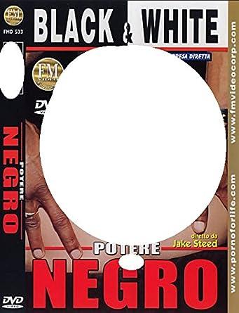 Black White Potere Negro Black Power Jake Steed Fm Video