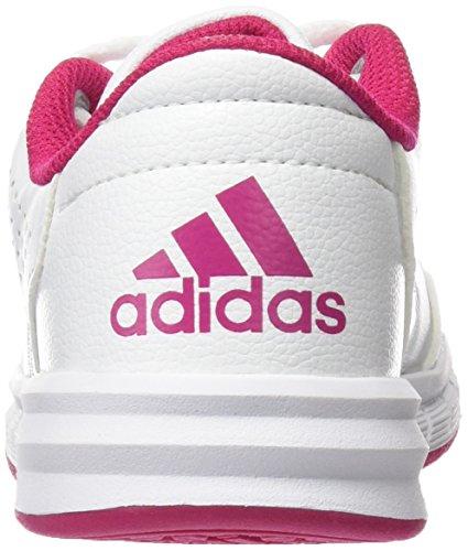 adidas Altasport CF, Zapatillas Para Niños Blanco (Ftwbla/Rosfue/Ftwbla 000)