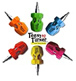 Picquic 06102 Teeny Turner 7 Bit Micro Driver (Assorted Colors)