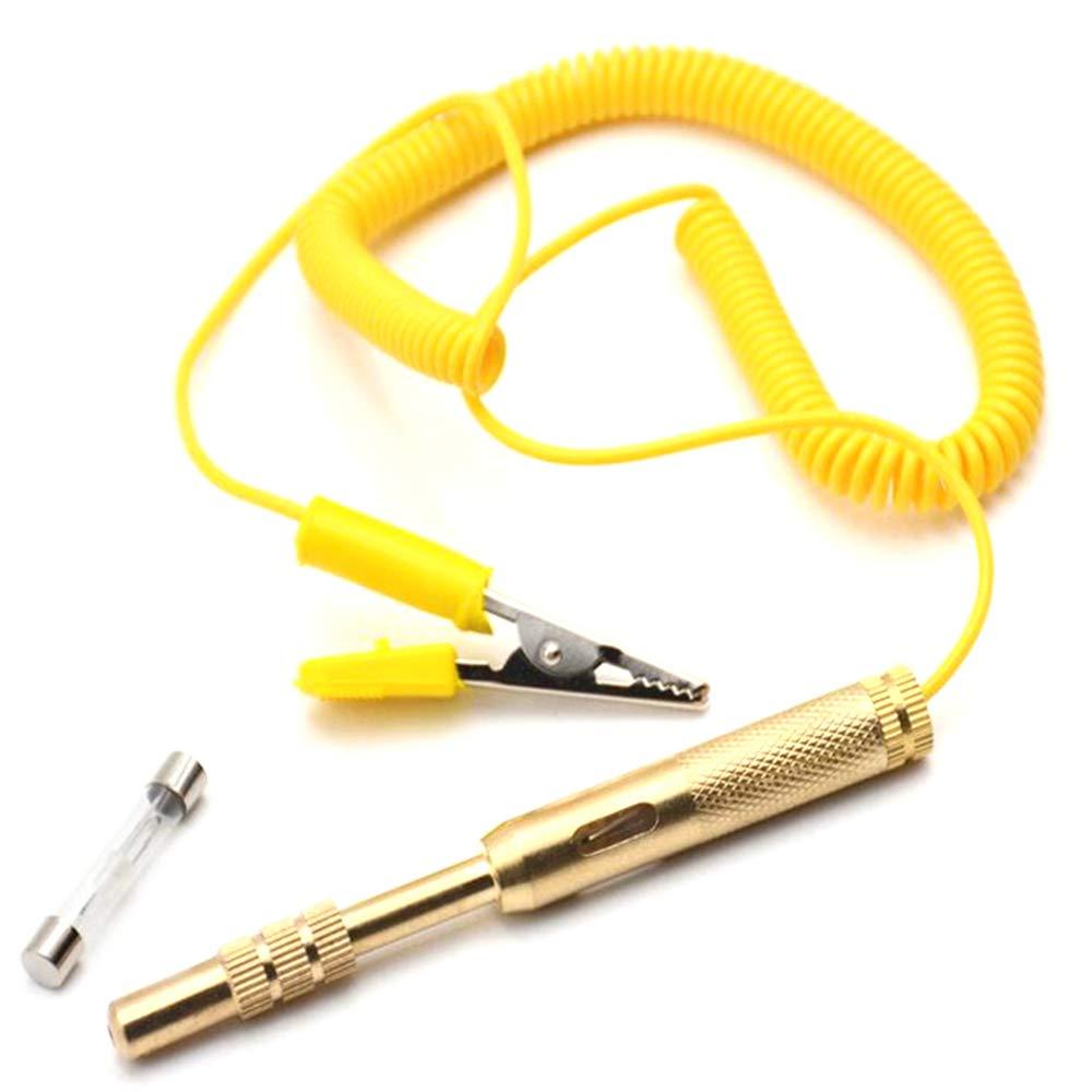 Penna di Riparazione della sonda KKmoon Penna del Tester di Tensione elettrica Matita di Prova della Lampada per Auto
