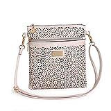 IEason bag, Women Handbag Shoulder Bags Tote Purse Messenger Hobo Satchel Cross Body Bag (Khaki)