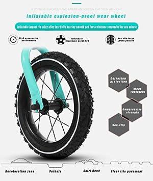 ANYURAN Bicicleta De Equilibrio para Niños, Silla De ...