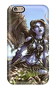 Tpu Fashionable Design Demon Angel Fantasy Abstract Fantasy Rugged Case Cover For Iphone 6 New