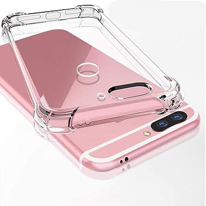 Amazon.com: Transparent TPU Case for Huawei P10 P20 Lite ...