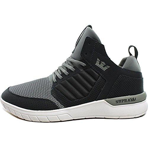 Supra Method Hombre Fibra sintética Deportivas Zapatos gris
