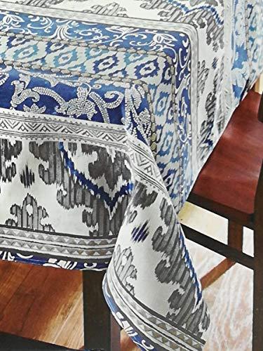 Global Stripe - Better Homes & Gardens Global Stripe Tablecloth 60x102 Inch