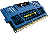 Corsair Vengeance Blue 8 GB DDR3 1600MHz (PC3 12800) Desktop Memory CMZ8GX3M1A1600C10B