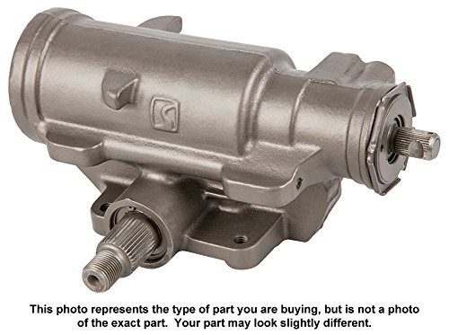 Remanufactured Genuine OEM Power Steering Gear Box Gearbox For Dodge Durango - BuyAutoParts 82-00230R Remanufactured (Steering Box 1998 Dodge Durango compare prices)
