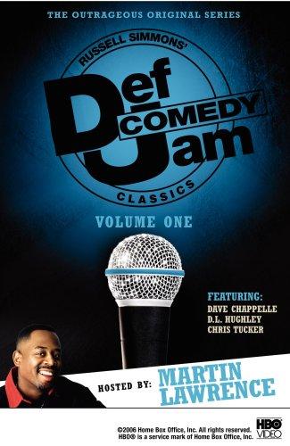 Def Comedy Jam Classics, Vol. 1: Martin Lawrence