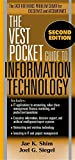 img - for The Vest Pocket Guide to Information Technology book / textbook / text book