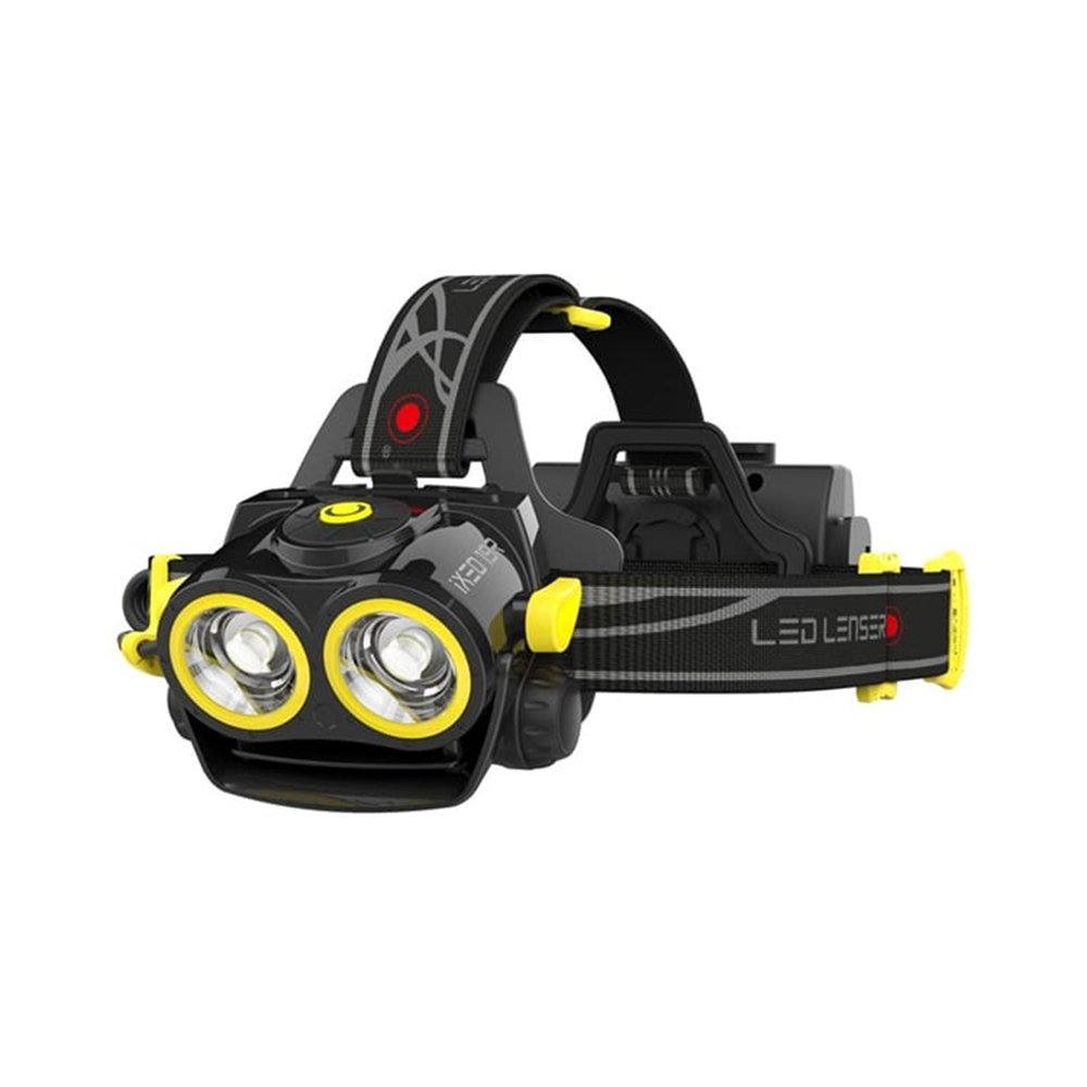 LED Lenser - iXEO 19R Industrial Rechargeable Headlamp