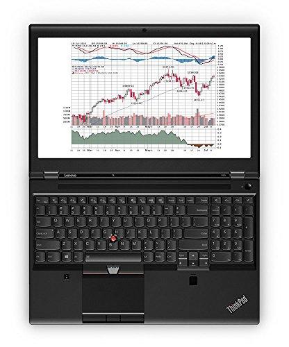 Click to buy Lenovo Thinkpad P50 15.6-Inch Laptop (2.8 GHz Intel Xeon Processor, 16GB RAM, 256GB M.2 SSD, NVIDIA Quadro M2000M (4GB), Windows 7/10 Pro (Certified Refurbished) - From only $1499.99