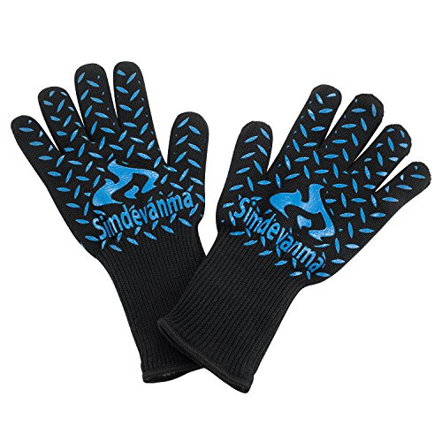Review simdevanma Oven Gloves Heat
