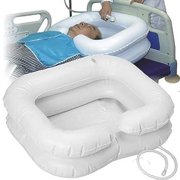 Lavabo portátil inflable del PVC para la mujer embarazada ...