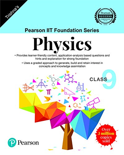 Price comparison product image Pearson Iit Foundation Physics Class 9