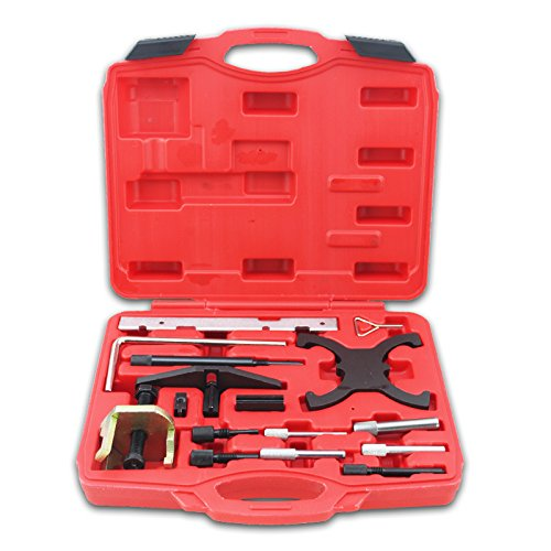 huigou HG Diesel Petrol Engine Setting Timing Locking Master Tool Kit Camshaft Crankshaft Alignment FORD MAZDA- Belt Chain Drive - Drive Shaft Alignment Kit