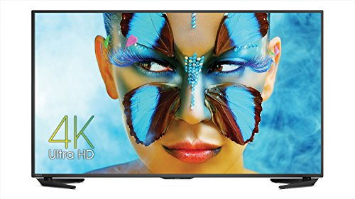 Sharp LC-55UB30U 55-Inch 4K Ultra HD Smart LED TV (2015 Model)