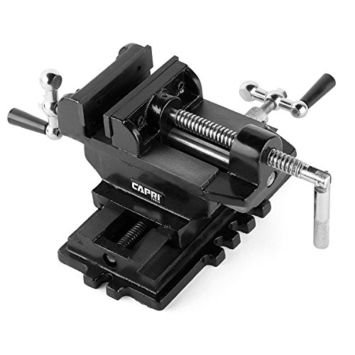 Capri Tools 10522 10522 x Y Cross Slide Vise, 6