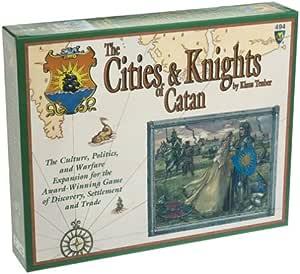 Cities and Knights of Catan [Toy]: Amazon.es: Juguetes y juegos