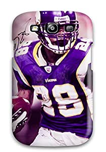 Galaxy S3 Case Bumper Tpu Skin Cover For Adrian Peterson Football Accessories
