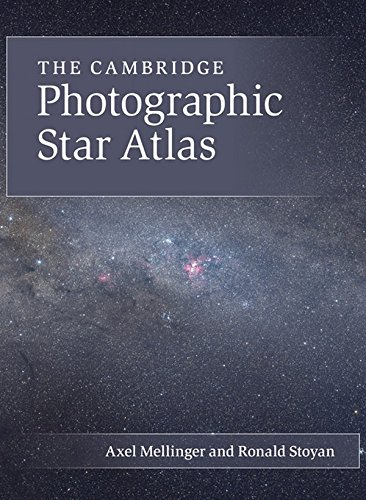 (The Cambridge Photographic Star Atlas )