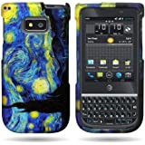 NEC Terrain Case, CoverON [Snap Fit Series] Hard Design Slim Protective Phone Cover Case for NEC Terrain - Starry Night