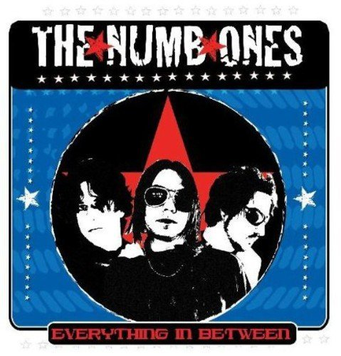 The Numb Ones - Everything in Between (CD)