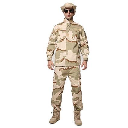 Traje de camuflaje, Uniforme militar al aire libre para ...