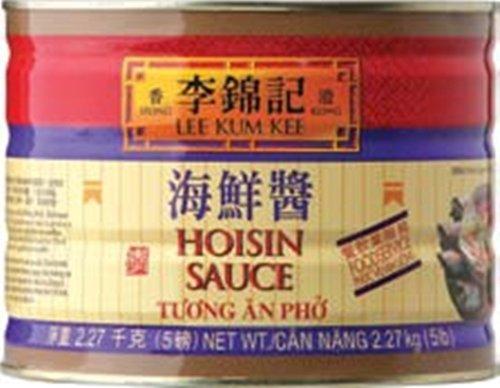 - Lee Kum Kee Hoisin Sauce, 5 Pound (Pack of 6)