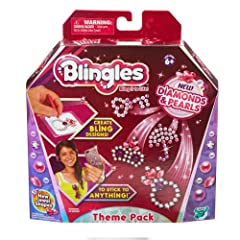 Add some glamour to your Blingles designs with the Blingles Diamonds and Pearl theme pack! Bling your world one pearl and diamond design at a time! Create gorgeous sticker Designs that stick to almost anything! Simply design it, press it and ...