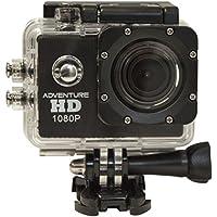 Cobra Electronics Adventure HD 5200 Sports & Action Video Camera, Black