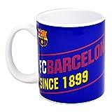 Official FC Barcelona Ceramic Mug ES