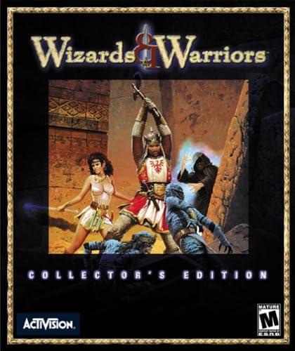 Amazon.com: Wizards & Warriors Collectors Edition - PC ...