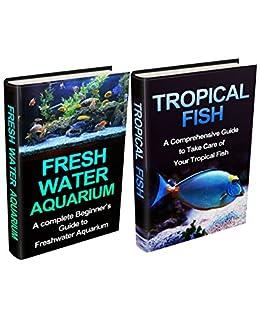 Tropical fish & freshwater aquarium box set: a complete setup.