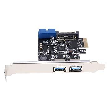 B Baosity PCI-E A USB 3.0 Tarjeta PCI Express De 4 Puertos ...