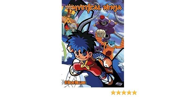 Amazon.com: Legend of the Mystical Ninja - A New Villain ...