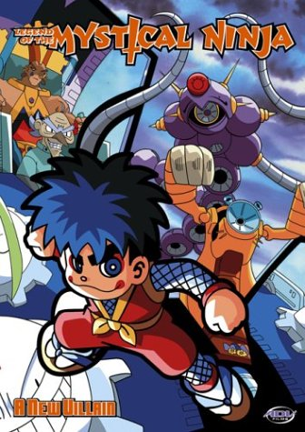 Amazon.com: Legend of the Mystical Ninja - A New Villain ...