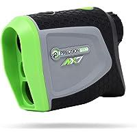 Precision Pro Golf – Telémetro de Golf NX7 – buscador láser con vibración de Pulso, Paquete de Cuidado de precisión, 365.76 m de Rango, Ampliación 6X