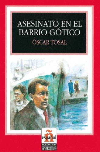 leer-en-espaol-nivel-2-asesinato-en-el-barrio-gtico-lektre-ohne-audio-cd
